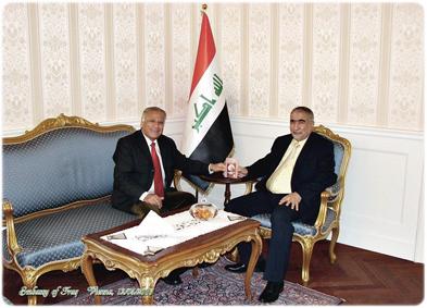 amer-albayati-mit-auday-al-khairalla-irakische-botschafter-in-wien